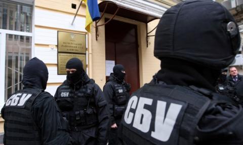СБУ провели обшук в мерії Львова