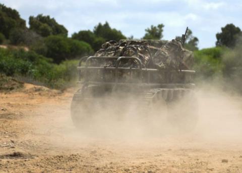 Ізраїль створив для власної армії витривалих роботів