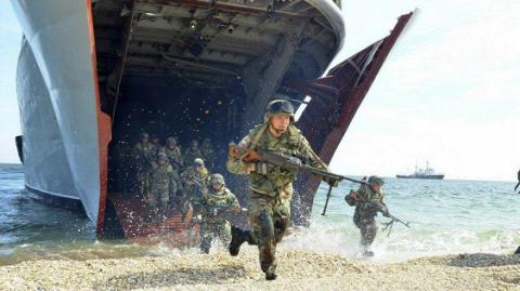 Військові навчання НАТО - Україна: в Одесу прибули конвертоплани США