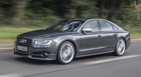 Журналісти розсекретили нові моделі Audi S8 та S8 Plus (ФОТО)