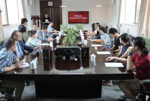 Тиждень у Піднебесній: візит українських журналістів за Великий китайський мур (ФОТО)