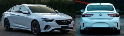 Buick розсекретив новий хетч Regal GS (ФОТО)