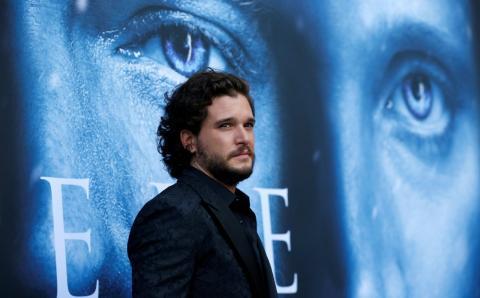 Яскраві образи: актори з відомого серіалу «Гра престолів» вийшли на червону доріжку (ФОТО)
