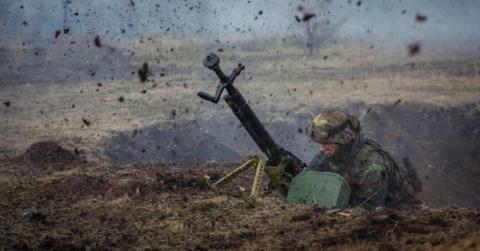 У зоні АТО бойовики активно обстрілювали позиції ЗСУ (ВІДЕО)