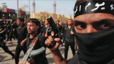 Бойовики ІДІЛ з'явилися в Харкові (ВІДЕО)