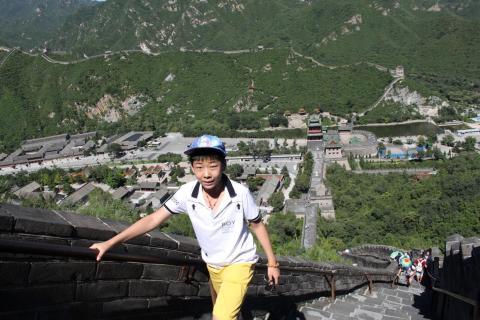 Тиждень у Піднебесній: візит українських журналістів за Великий китайський мур. Частина 2 (ФОТО)