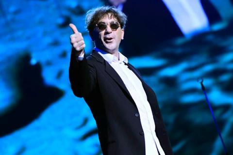 """Російський співак планує організувати спільний концерт з гуртом """"Океан Ельзи"""""""