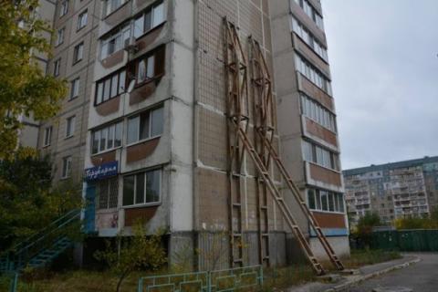 У Харкові підірвуть аварійну багатоповерхівку