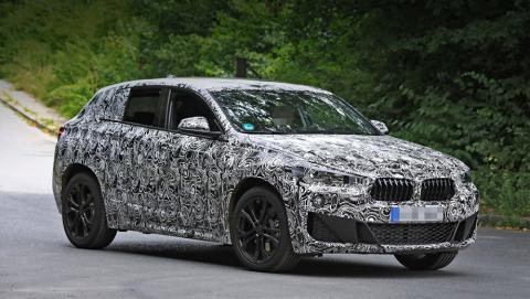 Журналісти розсекретили нову модель BMW X2 (ФОТО)