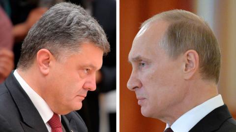 В АП розповіли, чому Порошенко відмовився від закону щодо реінтеграції Донбасу