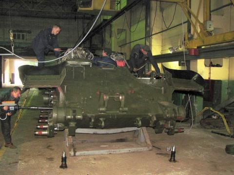 Суд арештував усіх затриманих у справі «Львівського бронетанкового заводу»