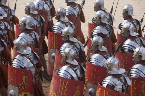 Археологи знайшли давні листи римських солдат