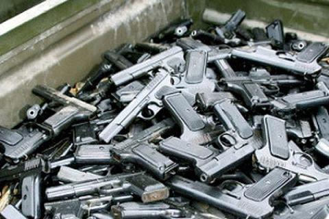 Нардеп розповів, скільки офіційно зареєстрованої зброї в Україні