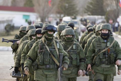 Фінляндії загрожують «зелені чоловічки»