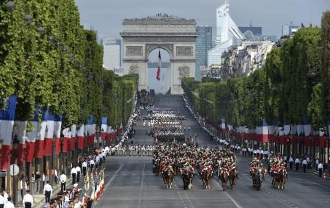У Франції сталися вуличні заворушення