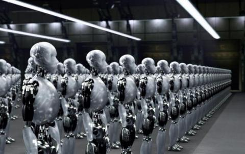 Новий алгоритм допоможе роботам розрізняти предмети