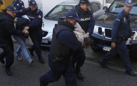 У Сербії за результатами спецоперації затримано 360 злочинців