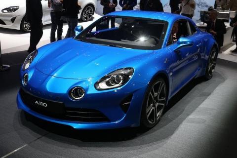 Марка Alpine незабаром створить конкурента Porsche Macan (ФОТО)