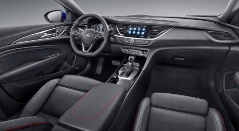 """Buick офіційно розсекретив """"заряджений"""" седан Regal (ФОТО)"""