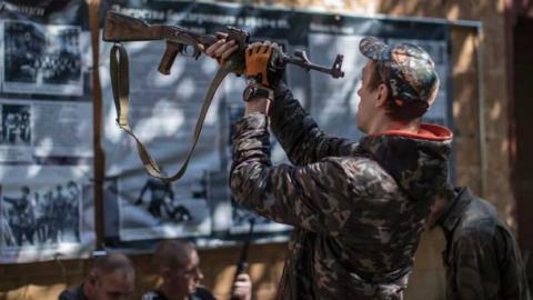 На окупованому Донбасі бойовики влаштували різанину між собою, — ГУР