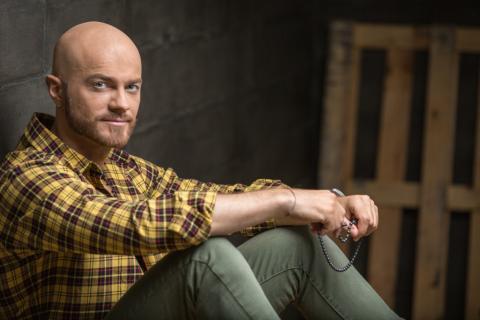 Відомий український танцюрист розповів про свої плани на майбутнє (ВІДЕО)