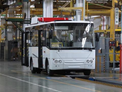 Луцький автомобільний завод перейшов на виробництво екологічного транспорту