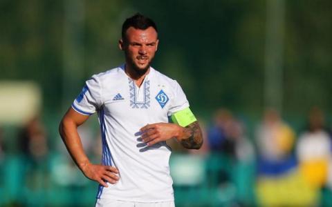 Гравець Динамо запустив фаєром у власних вболівальників (ВІДЕО)