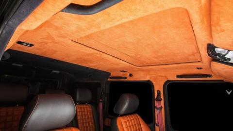 Ательє Vilner презентувало оновлену модель Mercedes-Benz G 55 AMG (ФОТО)
