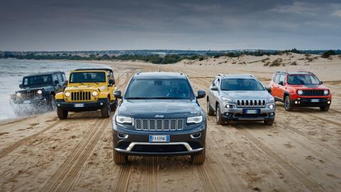 Концерн Fiat Chrysler вирішив відкликати понад 800 тисяч автомобілей