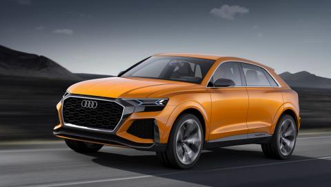 Audi пообіцяв у 2019 році випустити новий кросовер RS Q8