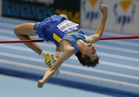 Українець Проценко виграв етап «Діамантової ліги» зі стрибків у висоту