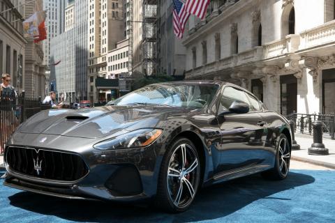 Maserati презентує нову модель GranTurismo вже у 2020 році (ФОТО)