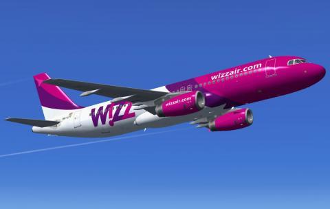 Wizz Air збільшив розмір безкоштовної ручної поклажі
