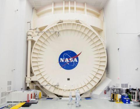 Інженери розпочали фінальне тестування телескопу Джеймса Вебба