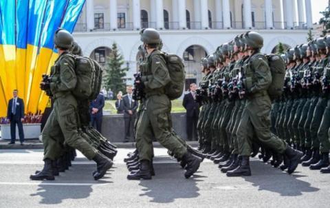 Уряд затвердив проведення військового параду до Дня Незалежності