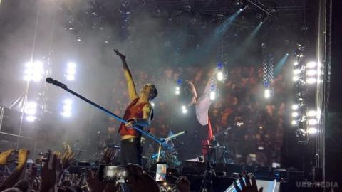 У Києві відбувся неймовірний концерт Depeche Mode (ВІДЕО)
