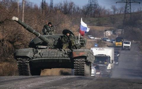 На сході України російські війська пішли у повномасштабний наступ