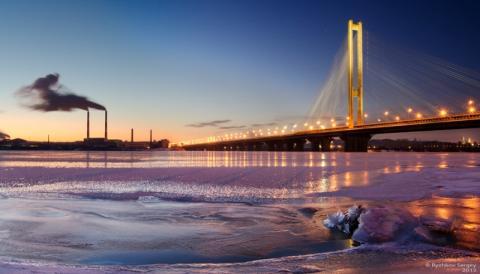Прогулянка вечірніми вулицями. Топ-10 українських міст з найкрасивішими вечірніми пейзажами (ФОТО)