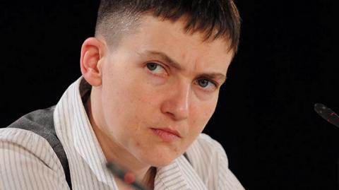 Надія Савченко очолила нову українську партію