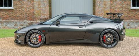 Британці презентували агресивне купе Lotus Evora GT430 (ФОТО)