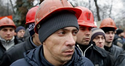 Страйк гірників: досягнути консенсусу намагаються на зустрічі в Києві