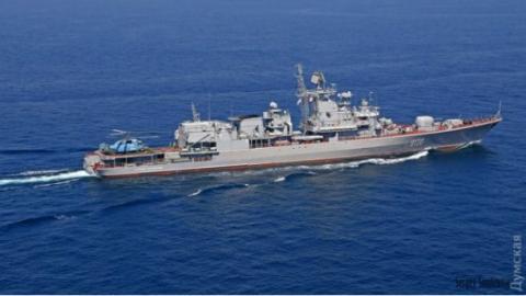 Росія шпигує за навчаннями НАТО в України (ФОТО)