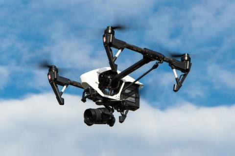 NASA провело незвичний експеримент з дронами (ВІДЕО)