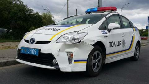 У Києві наїхали на військового прокурора