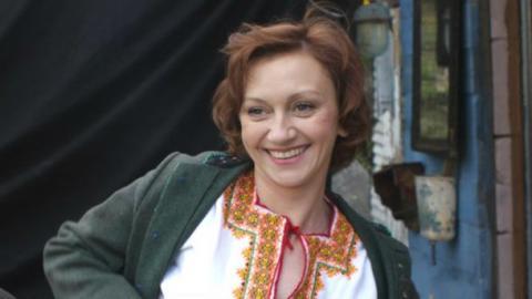 Відома українська акторка зізналась, що відправила сина на фронт