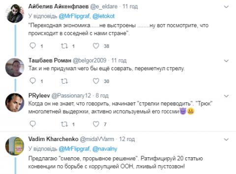 Як Путін ухилявся від відповідей про корупцію завдяки Україні (ФОТО)