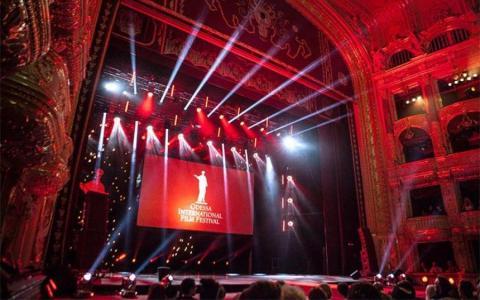 Стали відомі перші лауреати Одеського кінофестивалю