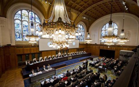 До суду ООН передали тисячі сторінок доказів, що Росія фінансує тероризм