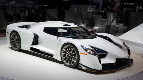 Компанія SCG розсекретила потужне купе 003 (ФОТО)