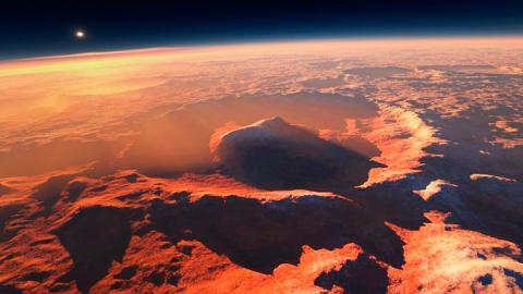 NASA оприлюднило захопливе відео з Марсу (ВІДЕО)